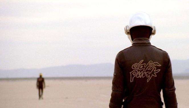 Daft Punk's Electroma, by Guy-Manuel de Homem-Christo et Thomas Bangalter (2006).