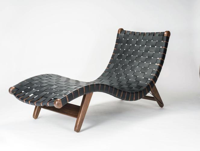 La chaise Alacran, éditée par Luteca.