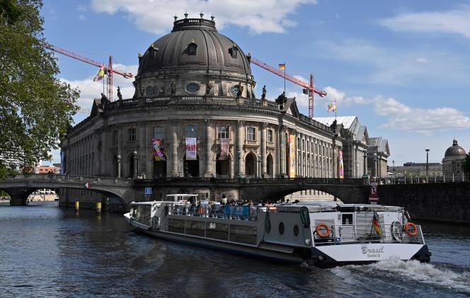 Le produit intérieur brut (PIB) allemand a reculé de janvier à mars et s'estretrouvé «5% en dessous de son niveau d'avant la crise», a commenté l'Office fédéral des statistiques.