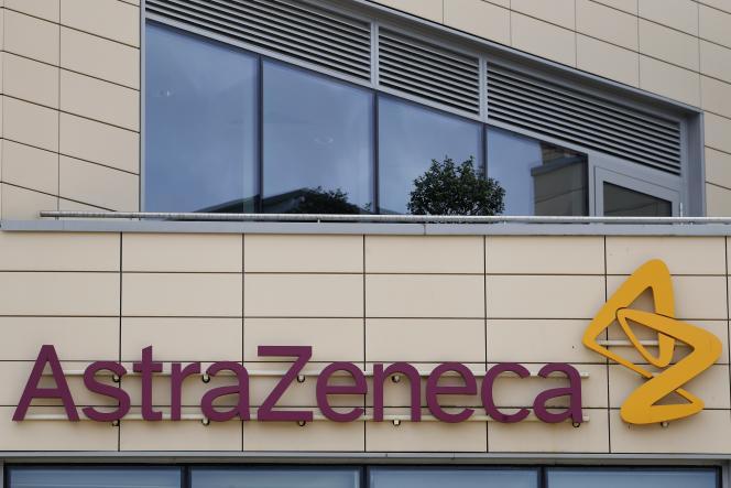 Les bureaux d'AstraZeneca, à Cambridge, en Angleterre.
