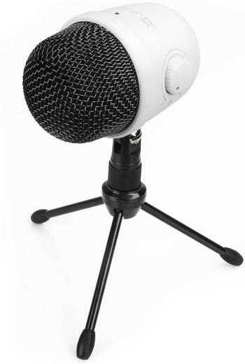 Un son excellent pour un prix réduit Amazon Basics Mini microphone de bureau Gen2