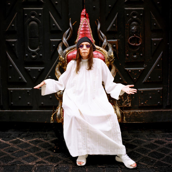 Brigitte Fontaine: «Je suis folle des mots; je raffole des mots!»