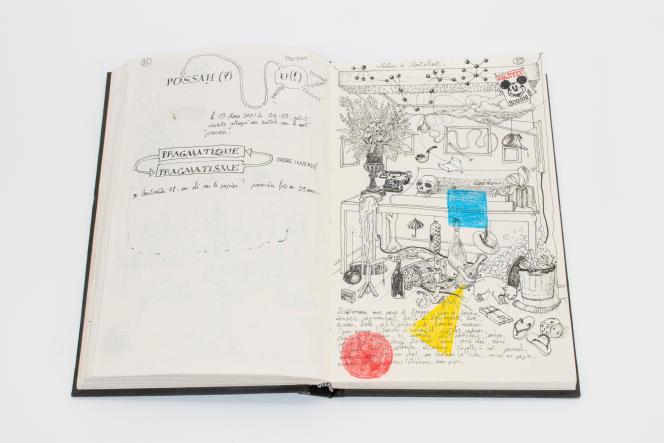 «Le Livre des erreurs», 1995 – GILLES BARBIER – TRAVAILLER LE DIMANCHE. HAB GALERIE – VOYAGE À NANTES.