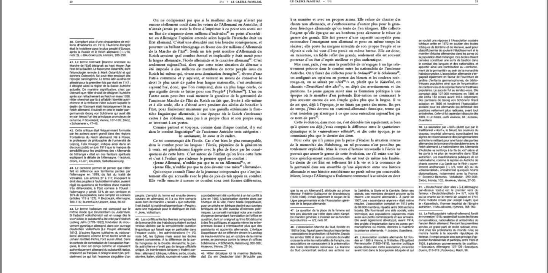 «Mein Kampf» : histoire d'une édition critique française