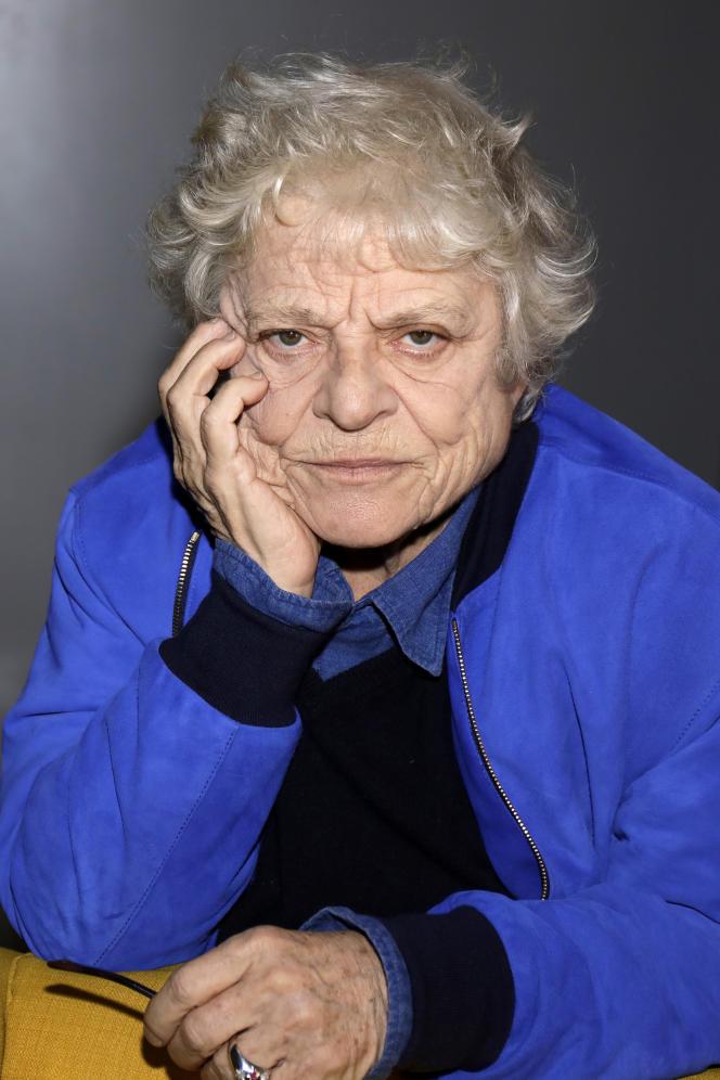 Josée Dayan, à Paris, en février 2020.