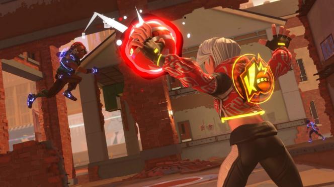 Le jeu« Knockout City» est sorti le 21 mai sur toutes les plates-formes.