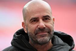 Avant de signerà Lyon, Peter Bosz était libre depuis son licenciement du Bayer Leverkusen en mars.