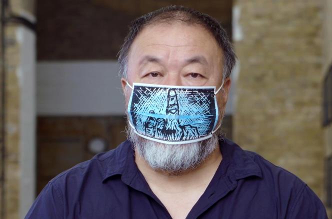 L'artiste chinois Ai Weiwei, arrêté puis contraint à l'exil, utilise sa notoriété pour dénoncer, notamment, le sort fait aux migrants.