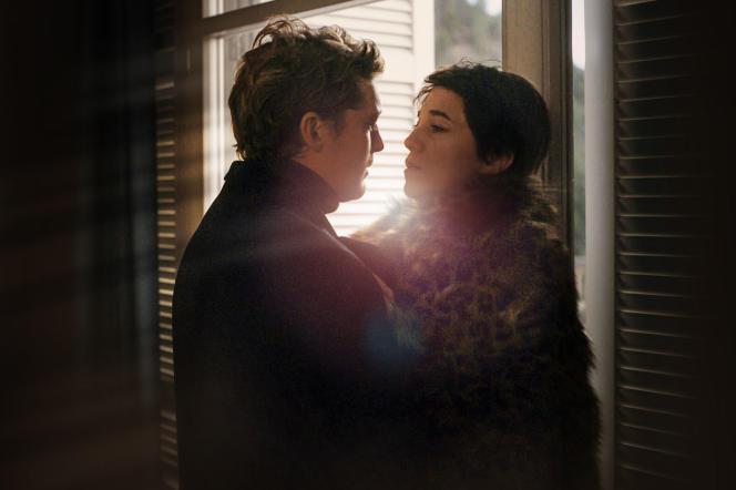 Michel (Niels Schneider) etSuzanna (Charlotte Gainsbourg) dans«Suzanna Andler», de Benoît Jacquot.