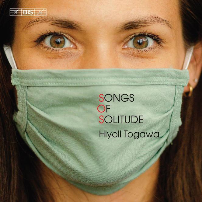 Pochette de l'album «Songs of Solitude», d'Hiyoli Togawa.