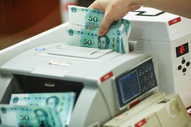 La Chine a tenté de freiner la hausse de sa monnaie en relevant le taux de réserve de change obligatoire pour les banques