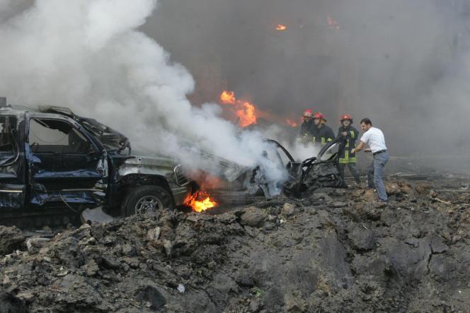 La juridiction a été initialement chargée de juger les personnes accusées de l'attentat qui avait coûté la vie à l'ancien premier ministre Rafic Hariri et vingt et une autres personnes, le 14février2005.