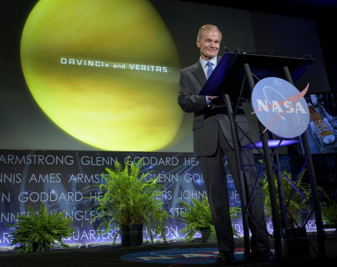 Administrator NASA Bill Nelson di Washington pada 2 Juni 2021.
