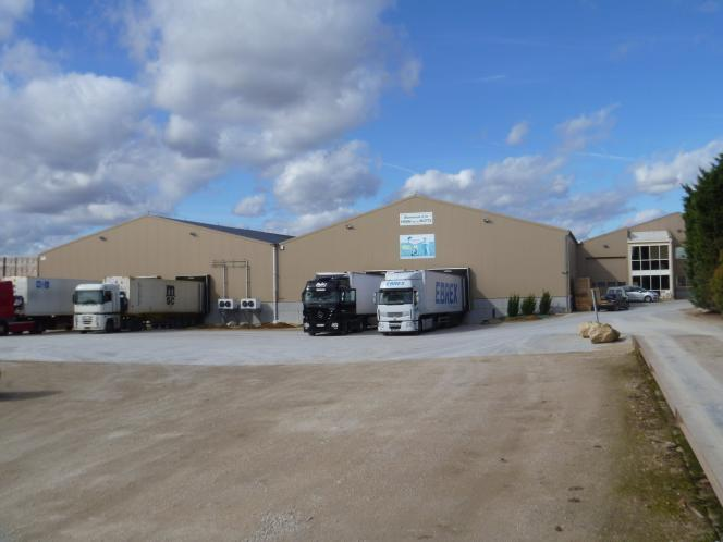 L'azienda agricola La Motte produce 30.000 tonnellate all'anno di patate e spezie per la grande distribuzione.  Qui, nel giugno 2013.