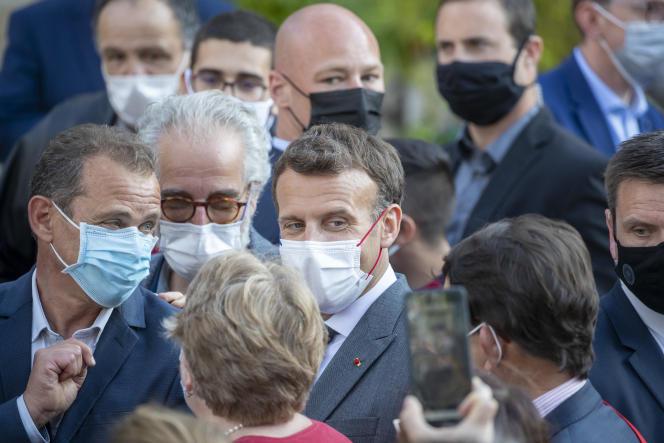 Le bonimenteur, fossoyeur de la France, est déjà en campagne