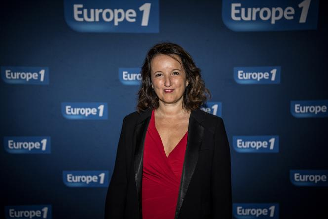 Anne Romanoff, Paryż, wrzesień 2018.