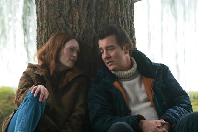 Lisey (Julianne Moore) et Scott (Clive Owen) dans« Histoire de Lisey», de Stephen King.