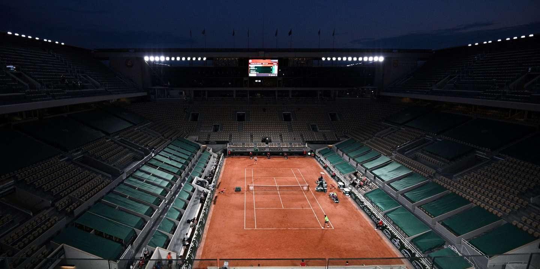 A Roland-Garros, des sessions de soirée très confidentielles