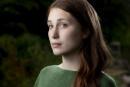 """Lena Lazare - Etudiante en Agro-écologie et militante: coordinatrice du mouvement """"Youth for climate"""" - Photographié en cours de maraichage à l'école du Breuil - 21 Mai 2021 - Paris"""