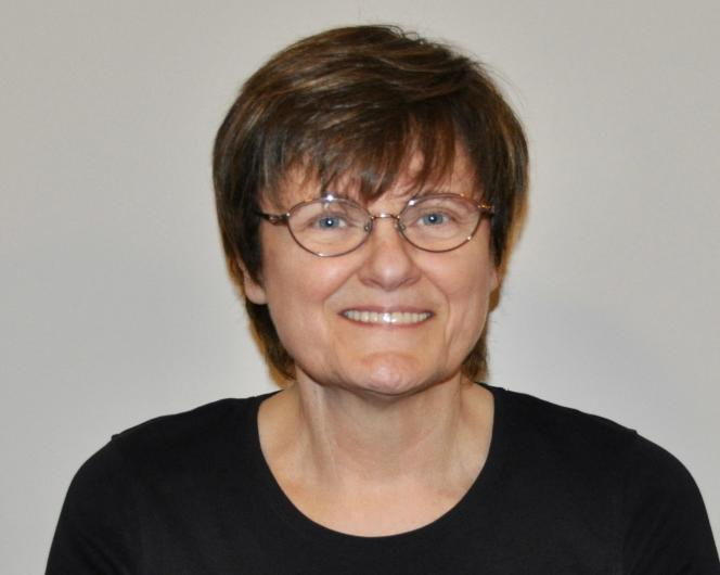 Katalin Kariko, à Washington, en décembre 2020.