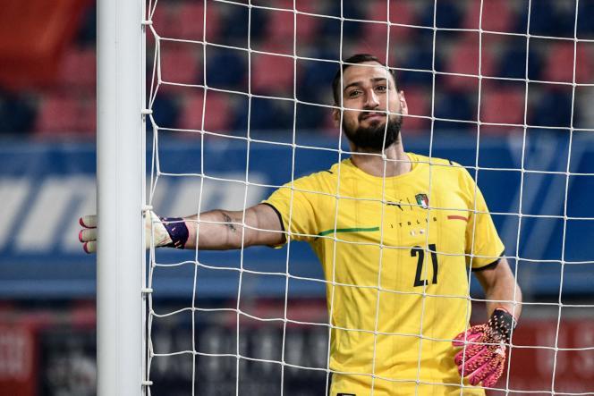 En fin de contrat au Milan AC, Gianluigi Donnarumma pourrait s'engager avec le Paris-Saint-Germain.