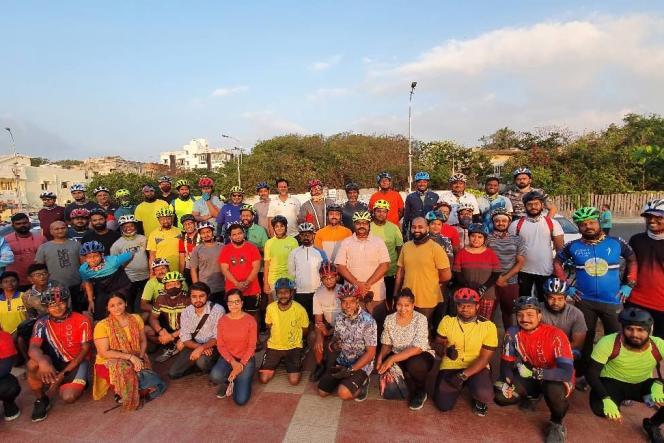 Des Madrasiens volontaires recrutés pour lancer l'application Stride.