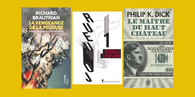 Richard Brautigan, Douglas Coupland, Philip K. Dick: la chronique «poches» de Véronique Ovaldé