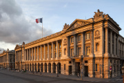 L'hôtel de la Marine, à Paris.