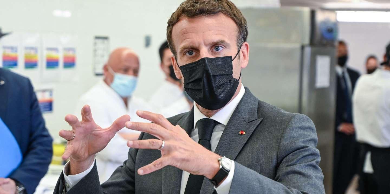 Emmanuel Macron giflé : soutien unanime des responsables politiques