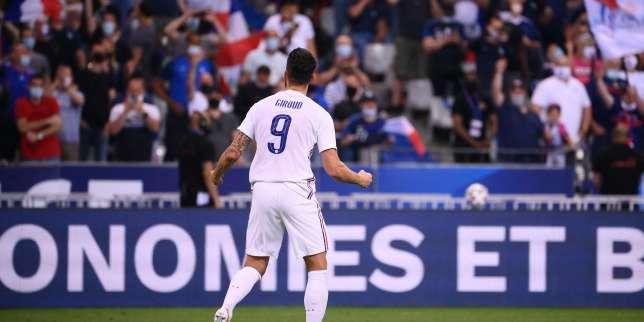 Euro 2021: l'équipe de France assure contre la Bulgarie pour son dernier match amical