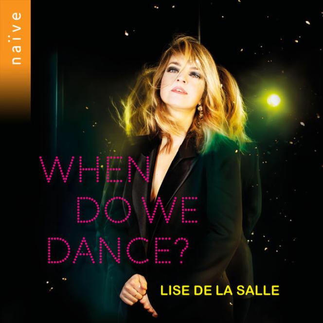 Pochette de l'album « When Do We Dance ?», de Lise de la Salle.
