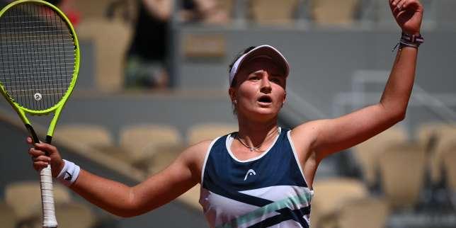 Roland-Garros: Maria Sakkari écarte Iga Swiatek et Barbora Krejcikova élimine Cori Gauff