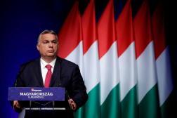 Le premier ministre hongrois, Viktor Orban, à Budapest, le 10 juin 2021.
