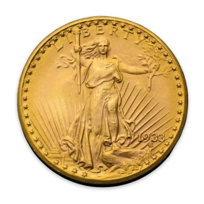 Avers du «Double Eagle», plus de 15 millions d'euros le 8 juin.