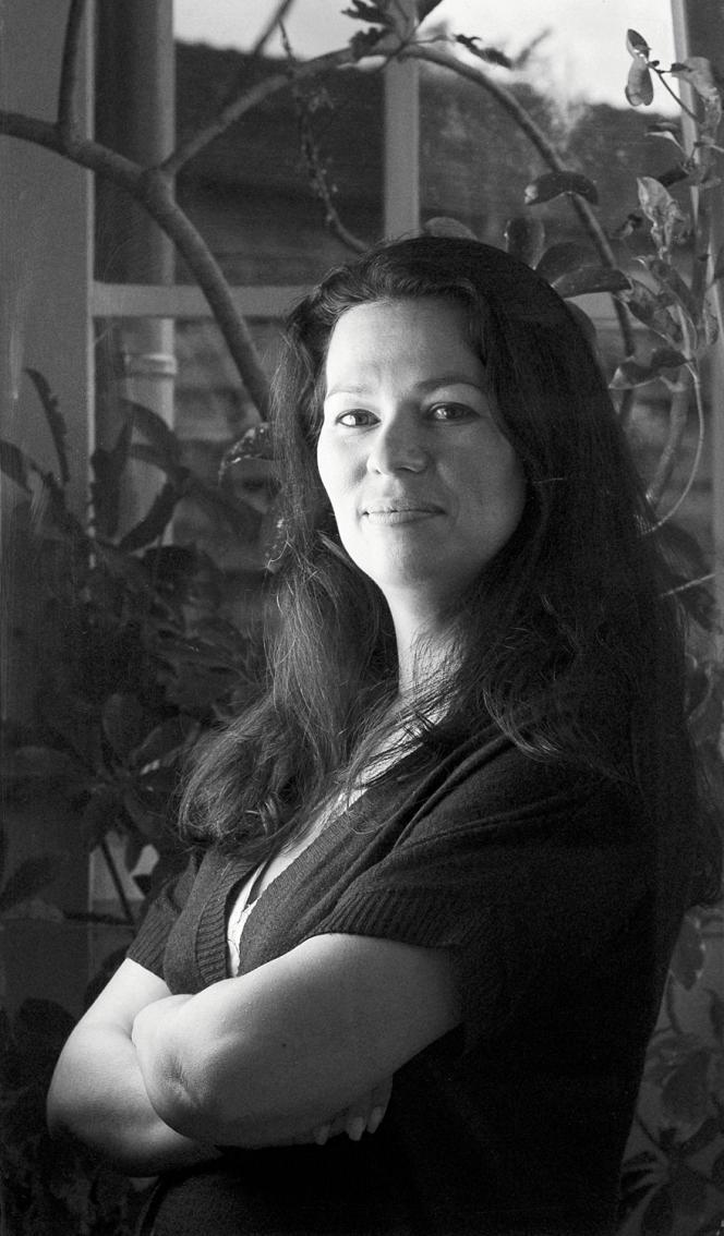 Linda Bedouet, à Pantin, le 5 juin.