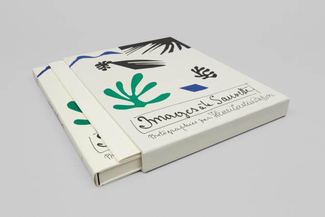 «Images à la sauvette», monographie du meilleur de l'œuvre d'Henri Cartier-Bresson, avec une couverture originale de Matisse.