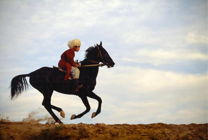 «Souffle de liberté», Turkmenistan, 1997.