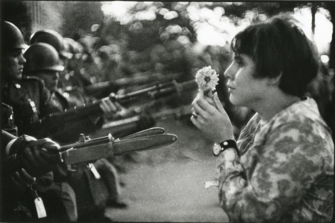 « La Jeune Fille à la fleur», Washington, Etats-Unis, 1967.
