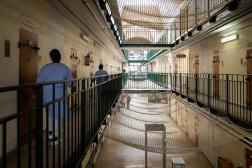 Dans le quartier des femmes de la prison de Fresnes, le 3 juillet 2020.