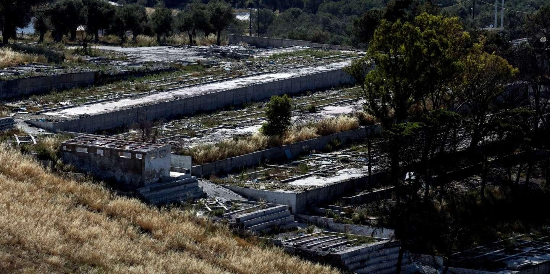 Quatre Afghans condamnés à dix ans de prison pour l'incendie du camp de Moria à Lesbos
