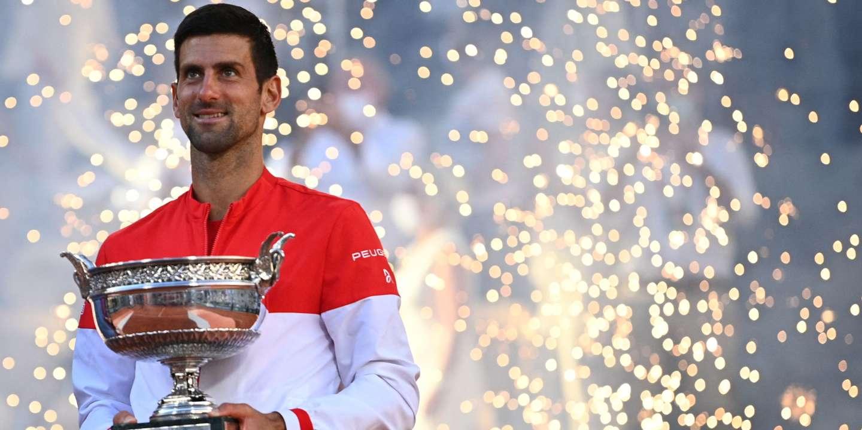 Roland-Garros : Djokovic à une marche de Federer et Nadal