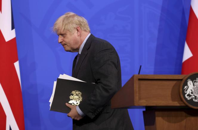 A la fin mai, Dominic Cummings avaitjugé Boris Johnson «inapte».