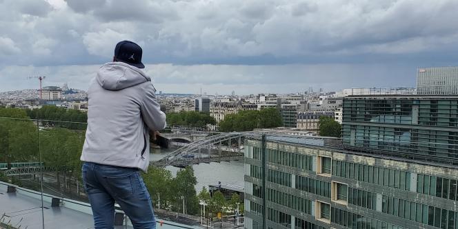 Adem, le 26 mai 2021, à Paris.
