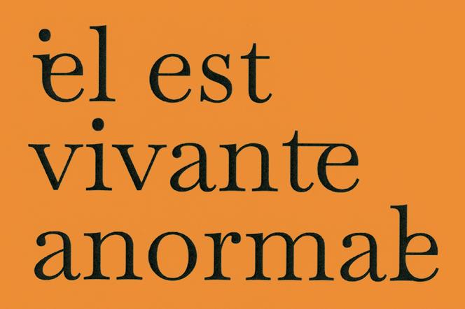 Baskervvol BBB, un specimen typographique de Bye Bye Binary dont le travail a débuté en 2018.