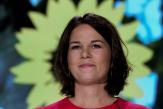 Les Verts allemands serrent les rangs derrière leur candidate à la chancellerie