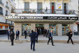 A Alger, une librairie où la liberté a toujours voix auchapitre