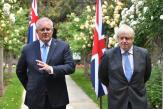 Le Royaume-Uni signe son premier accord de libre-échange post-Brexit