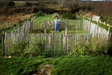 «Chino au jardin»: Christian Prigent en bourgeon