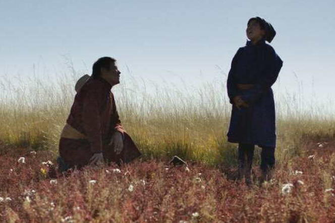 Image extraite du film «Les Racines du monde», de Byambasuren Davaa.