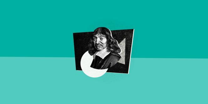 Illustration de la leçonMémorable consacrée à René Descartes.